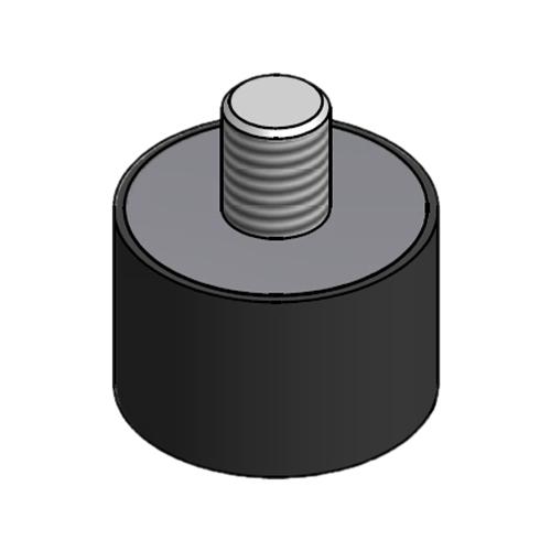 WETRAVENT Air Products - Zubehör - Schwingungsdämpfer