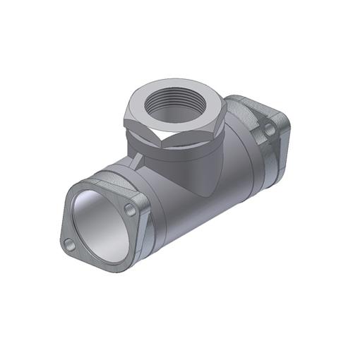 WETRAVENT Air Products - Zubehör - T-Stück