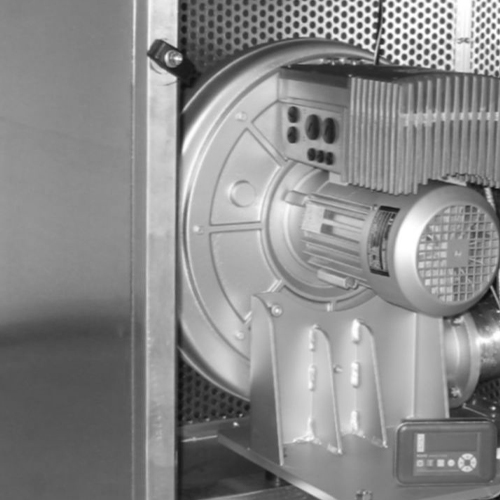 WETRAVENT Air Products - Schalldämmbox