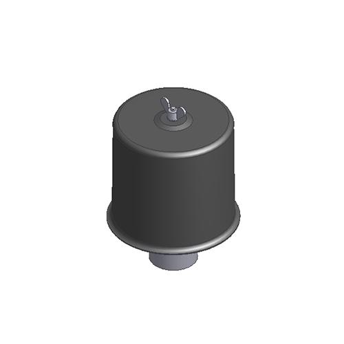 WETRAVENT Air Products - Zubehör - Ansaugfilter