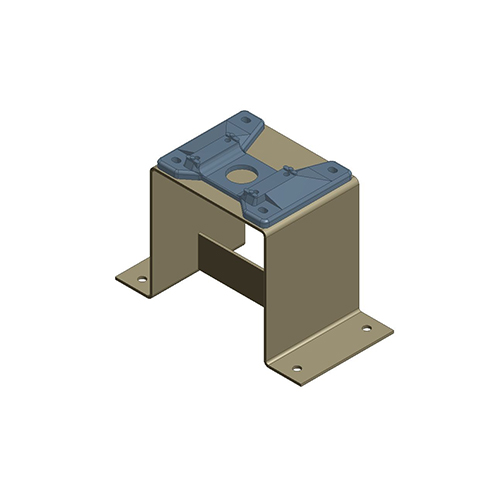 WETRAVENT Air Products - Accessories - Motor base and console